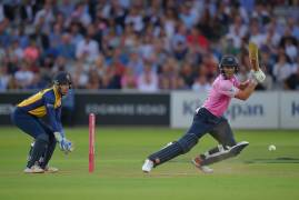 MIDDLESEX v ESSEX EAGLES | MATCH GALLERY