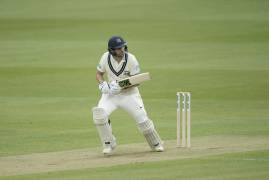 IMAGES FROM DAY 1 VS GLAMORGAN