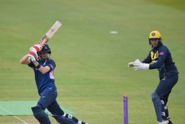 ESKINAZI INTERVIEW AFTER VICTORY OVER GLAMORGAN