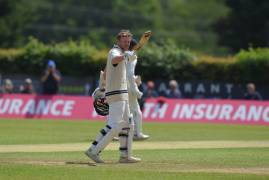 MIDDLESEX VS GLAMORGAN | DAY TWO MATCH ACTION