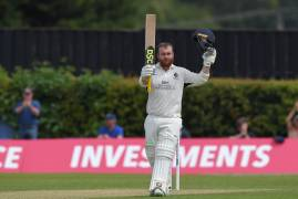 PAUL STIRLING | DAY TWO CLOSE OF PLAY INTERVIEW