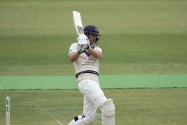 WORCESTERSHIRE v MIDDLESEX | DAY TWO MATCH ACTION