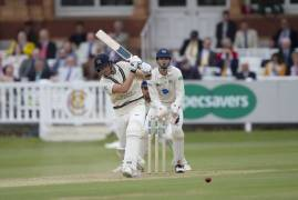 MIDDLESEX V GLOUCESTERSHIRE - DAY TWO ACTION