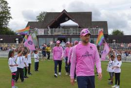 MIDDLESEX v GLOUCESTERSHIRE | MATCH REPORT