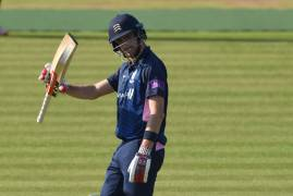 MIDDLESEX VS GLOUCESTERSHIRE - IMAGE GALLERY