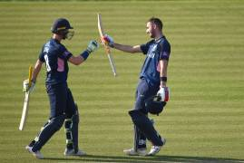 END OF PLAY INTERVIEW WITH ESKINAZI & GUBBINS AFTER GLOUCS VICTORY