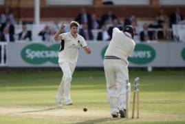 MARTIN ANDERSSON TALKS US THROUGH AN EVENTFUL MIDDLESEX DEBUT AT LORD'S