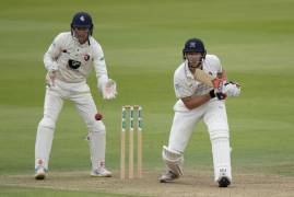 IMAGES FROM DAY TWO VS KENT