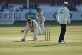 MIDDLESEX VS LEICESTERSHIRE - DAY TWO GALLERY