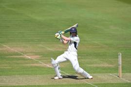 DERBYSHIRE v MIDDLESEX | DAY TWO MATCH ACTION