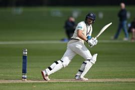MALAN TOP SCORES FOR MIDDLESEX ON DAY TWO VS SOMERSET