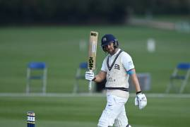 MALAN REFLECTS ON DRAW AGAINST NORTHANTS AFTER UNBEATEN CENTURY