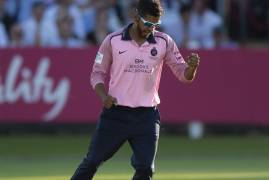 BOWLING GALLERY VS SUSSEX IN THE VITALITY BLAST