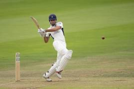 IMAGES FROM DAY ONE VS SUSSEX