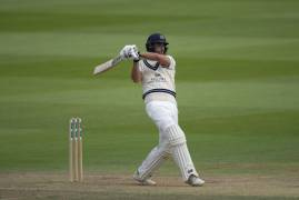 IMAGES FROM DAY TWO VS SUSSEX