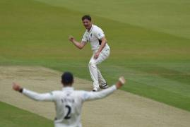 MIDDLESEX VS SUSSEX - DAY ONE MATCH GALLERY