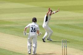 MIDDLESEX v SUSSEX | DAY TWO MATCH ACTION