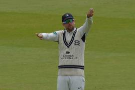 LEICESTERSHIRE v MIDDLESEX - MATCH UPDATES