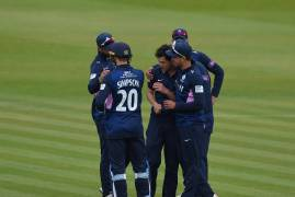 MIDDLESEX VS SUSSEX - MATCH GALLERY