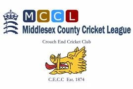 CONGRATULATIONS TO CROUCH END - MCCL CHAMPIONS 2021