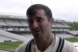 TIM MURTAGH REFLECTS ON DAY THREE AT LORD'S VS GLAMORGAN