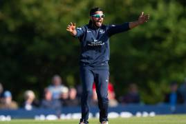 WEEKLY FEATURE - RAVI PATEL RELISHING THE PRESSURE IN THE ROYAL LONDON ONE-DAY CUP