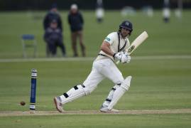 DAY THREE SPECSAVERS COUNTY CHAMPIONSHIP MATCH ACTION VS NORTHAMPTONSHIRE