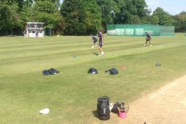 MIDDLESEX 2ND XI VS SURREY - MATCH REPORT