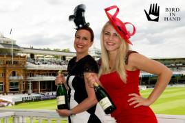 DON'T MISS LADIES DAY AT LORD'S THIS COMING SUNDAY