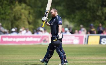 SUSSEX VS MIDDLESEX - MATCH REPORT