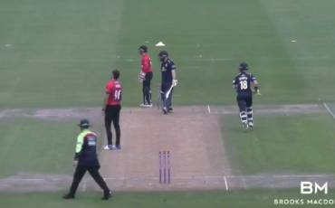 SUSSEX V MIDDLESEX - MATCH ACTION