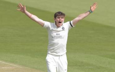 MATCH ACTION | DAY TWO | MIDDLESEX V SOMERSET