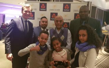 ISLINGTON CHANCE TO SHINE YOUTH PROJECT WINS NATIONAL AWARD