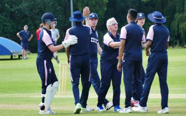MIDDLESEX CRICKET HOLDS DISABILITY TRIALS