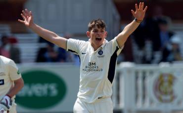 ETHAN BAMBER JOINS GLOUCESTERSHIRE ON LOAN