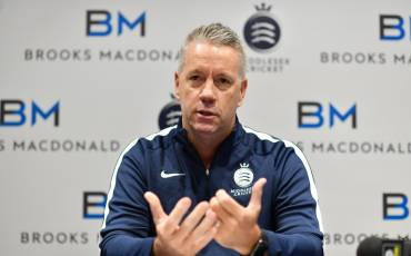 FIRST INTERVIEW WITH STUART LAW - MIDDLESEX'S NEW HEAD COACH