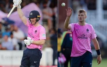 MORGAN AND HELM NAMED IN ENGLAND ODI TRAINING CAMP SQUAD