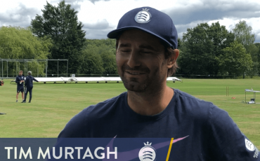 TIM MURTAGH TALKS US THROUGH HIS FIRST DAY BACK IN TRAINING!