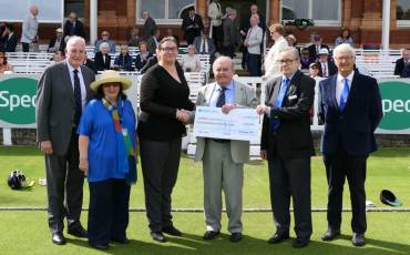 MIDDLESEX CRICKET MOURNS THE PASSING OF SEAXE CLUB SECRETARY ELAINE KNIGHT