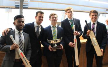AWARD WINNERS RECOGNISED AT ANNUAL SEAXE CLUB AWARDS NIGHT