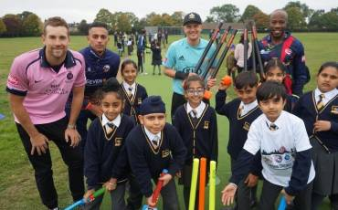 LONDON CRICKET TRUST TO PROVIDE BOOST FOR CRICKET IN THE CAPITAL
