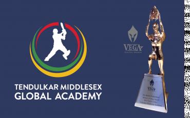 TENDULKAR MIDDLESEX GLOBAL ACADEMY VIDEO WINS PRESTIGIOUS INDUSTRY AWARD
