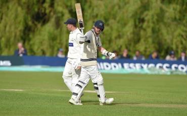 MIDDLESEX VS GLAMORGAN | DAY ONE MATCH ACTION