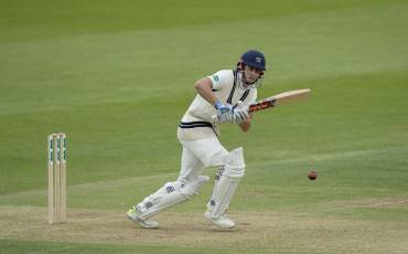 MIDDLESEX VS LEICESTERSHIRE - DAY THREE MATCH ACTION