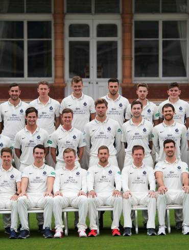 SQUAD AND PREVIEW FOR COUNTY CHAMPIONSHIP CLASH AGAINST WARWICKSHIRE