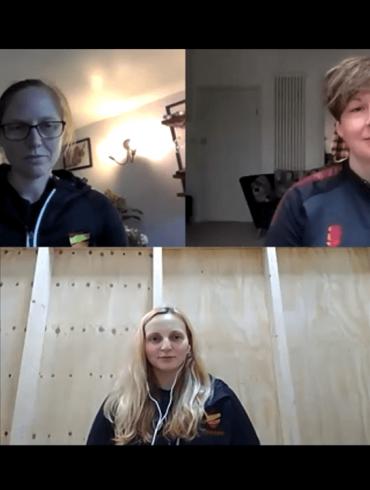 WOMEN WORKING IN CRICKET - AN ONLINE Q&A INTERVIEW